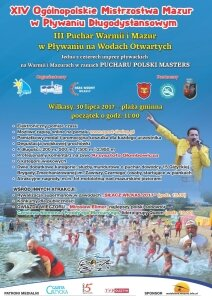 Mistrzostwa pływackie 2017